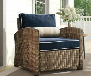 12 Best Outdoor Weatherproof Wicker Dining Chairs