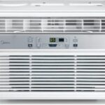 MIDEA EasyCool Window Air Conditioner - 8,000 BTU