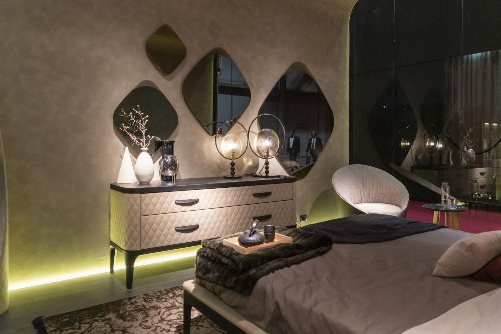 Make the Bedroom a Luxury Getaway