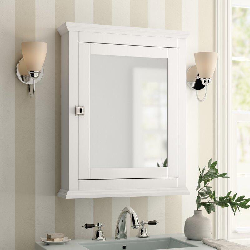 12 Bathroom Medicine Cabinet Ideas With Mirror To Keep