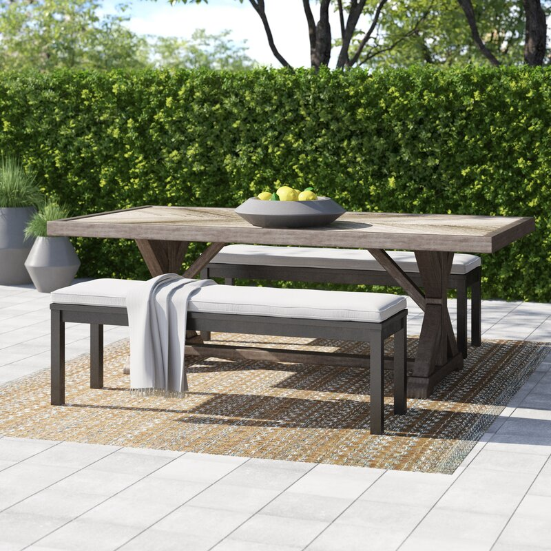 Outdoors With These Patio Dining Tables