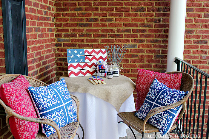 4th of July DIY Decorations And Ideas