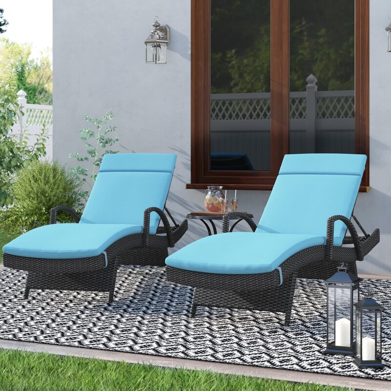 15 Best Outdoor Chaise Lounge For Patio, Chaise Lounge Patio Chairs