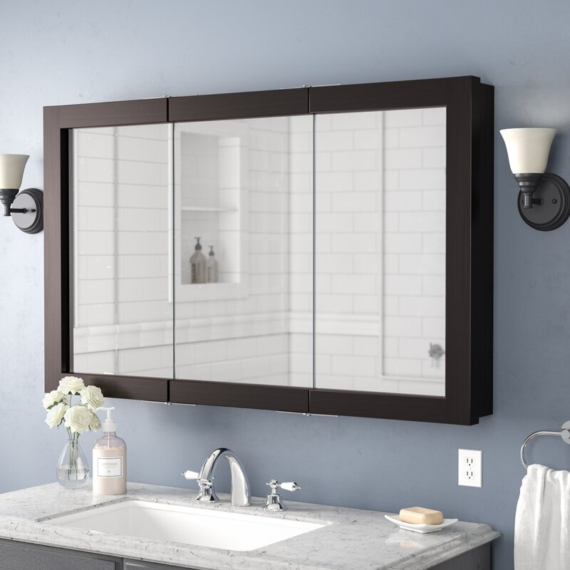 12 Bathroom Medicine Cabinet Ideas With Mirror To Keep Your Essential Toiletries