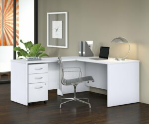Back To School White Office Desk Design Ideas