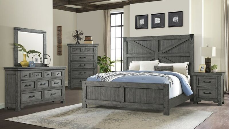 15 Farmhouse Bedroom Set Design And Decor Ideas
