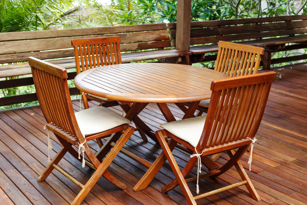 Best Teak Patio Sets