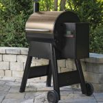 Traeger Pro 575 Wi-Fi Controlled Wood Pellet Grill