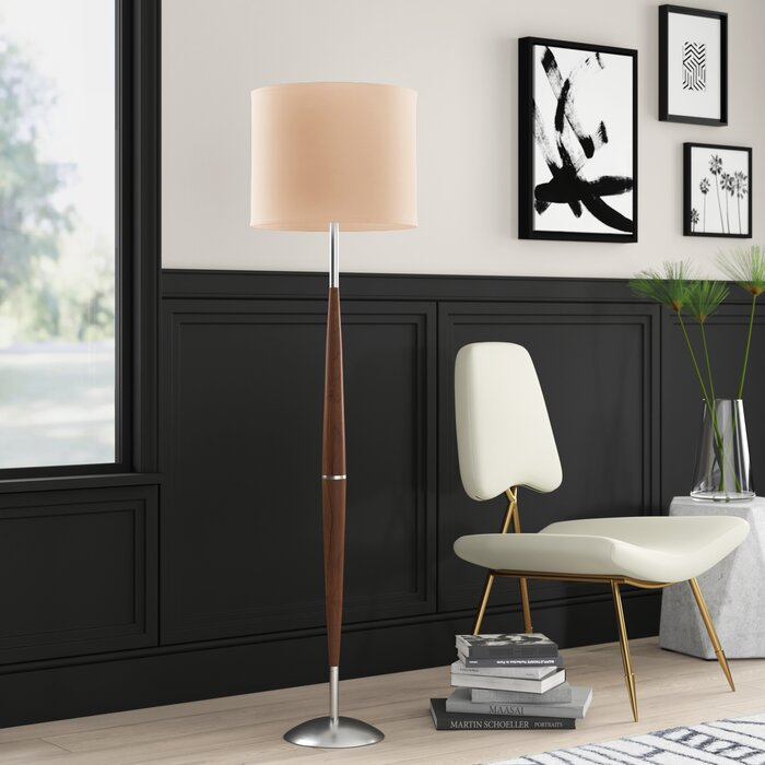Solve all Your Lighting Issues With These Great Mid-century Floor Lamps