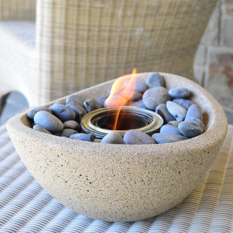 Wave Gel Fuel Tabletop Fireplace