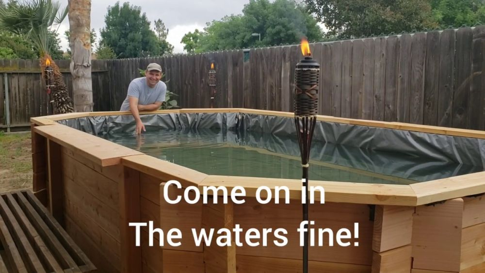 Cool Ways To Make Your Summer Better With A Diy Swimming Pool