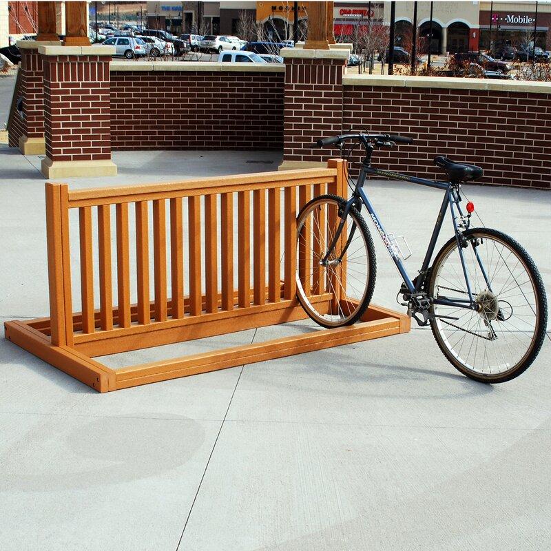 Bike Holding Freestanding Bike Rack