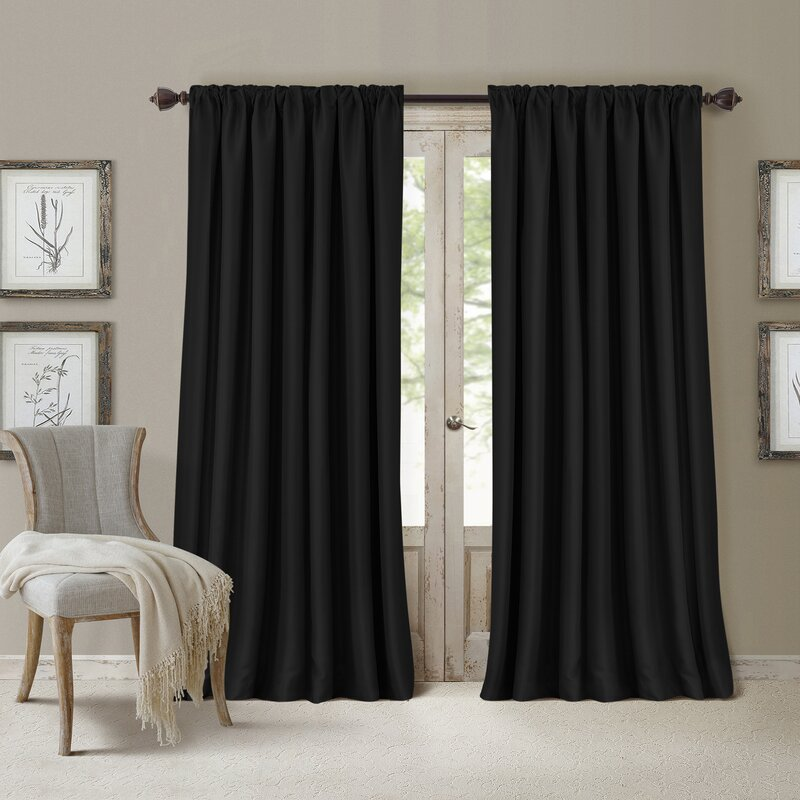 Keep The Cold Out and Block Light With Best Blackout Curtains