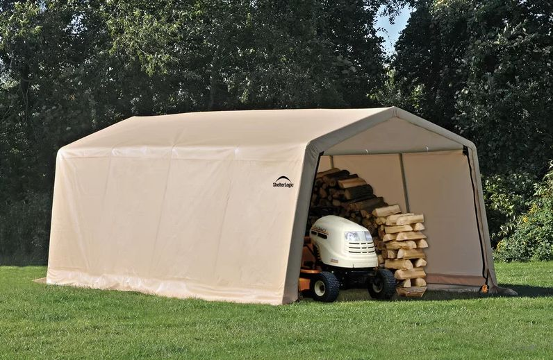 Cheap And Robust Ideas For Sheltering Your Vehicle – Carport Tent