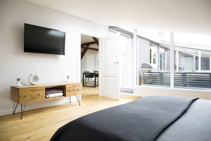 Best TV Size for Bedrooms