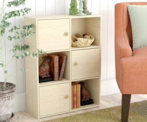 Cool Wooden Cube Storage Ideas To Declutter Your Home