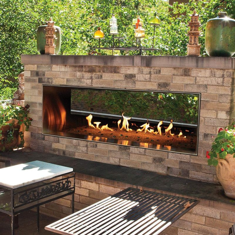Cozy Up Next To A Roaring Fire In The Backyard – Best Outdoor Fireplaces