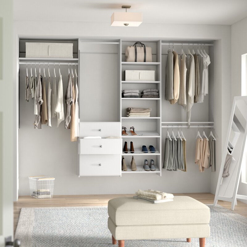12 Best Closet Kits That'll Make Your Space Feel So Much Bigger