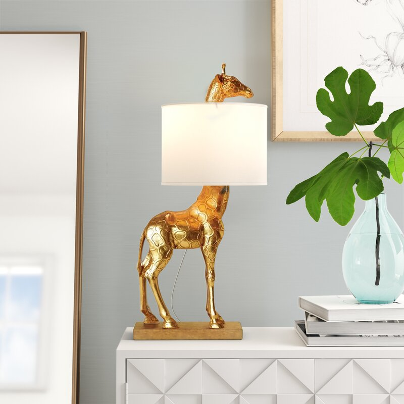 Bring Glamour to Your Home Decor with Gold Finish Lamps