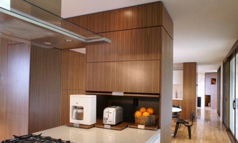 Stylish Ways To Add An Appliance Garage To Your Kitchen