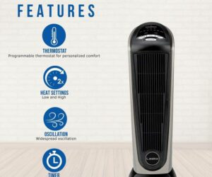 Warm and Cozy Rooms – A Guide to Making the Most of Ceramic Heaters