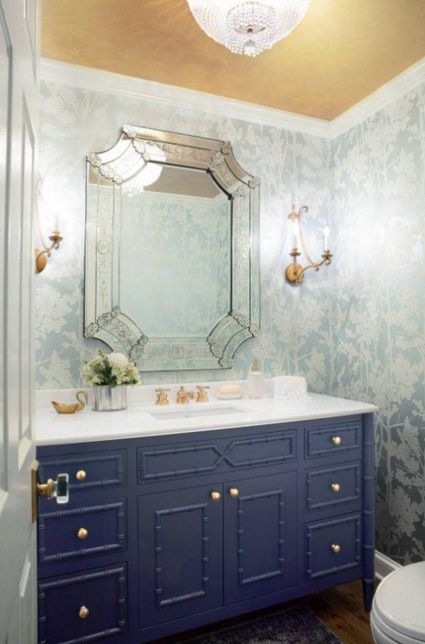 Small Powder Room Vanity Ideas