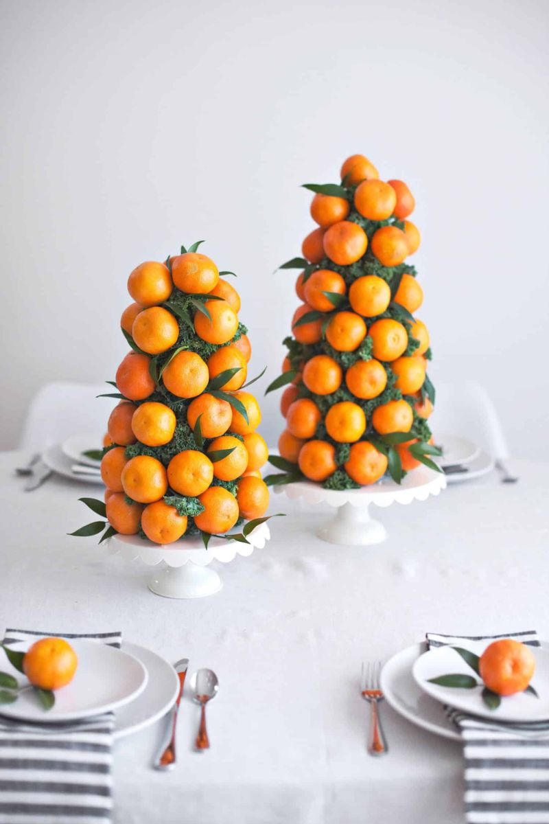 How To Use Natural And Faux Fruit To Make Beautiful Home Decorations