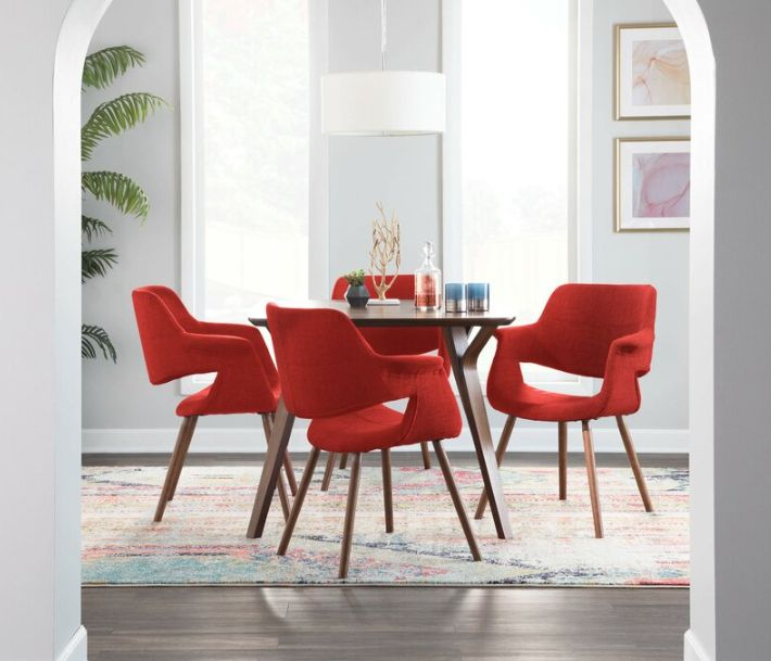 15 Sleek And Simple Mid Century Dining Chairs