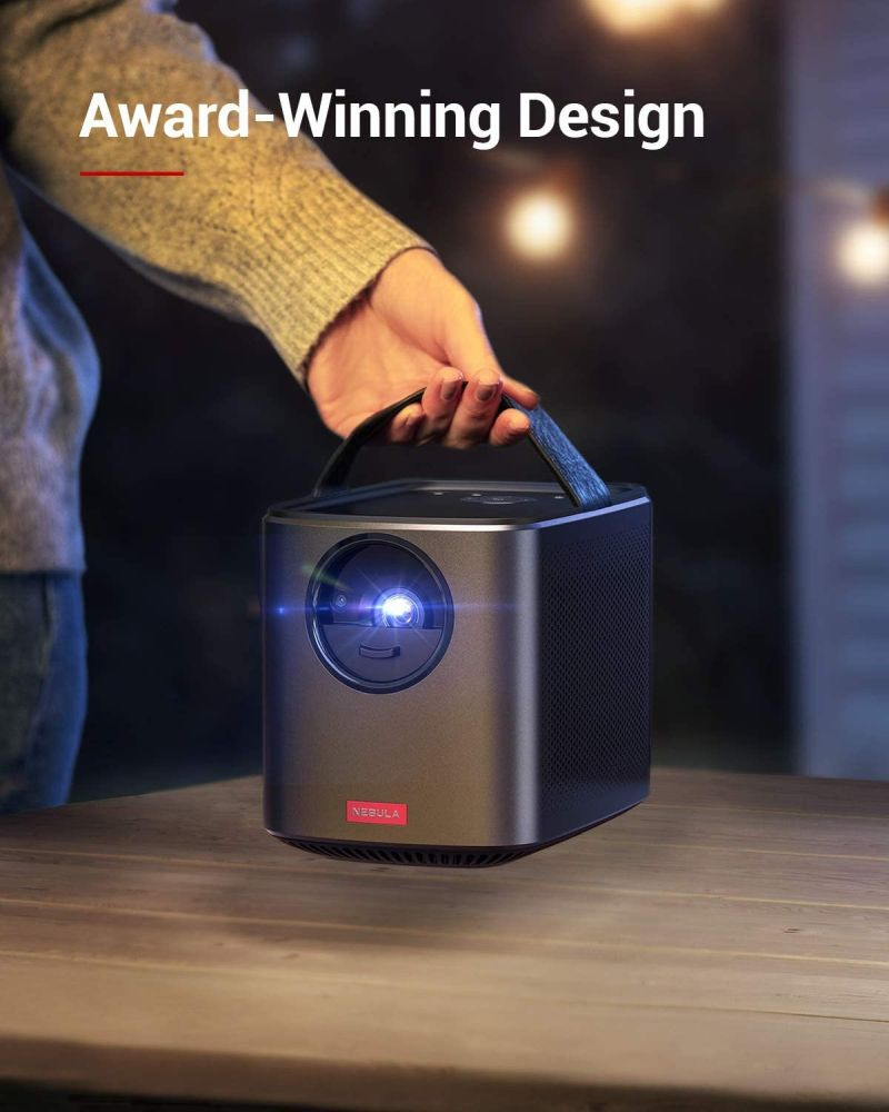 Enjoy Al Fresco Movie Nights With An Outdoor Home Projector