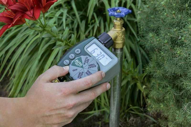 7 Best Water Timer For Garden And Lawn, Garden Hose Timers