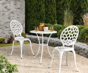 3 Piece Bistro Sets To Beautify Your Outdoor Space