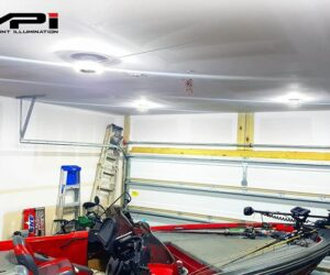 How to Choose or Upgrade the Garage Lighting
