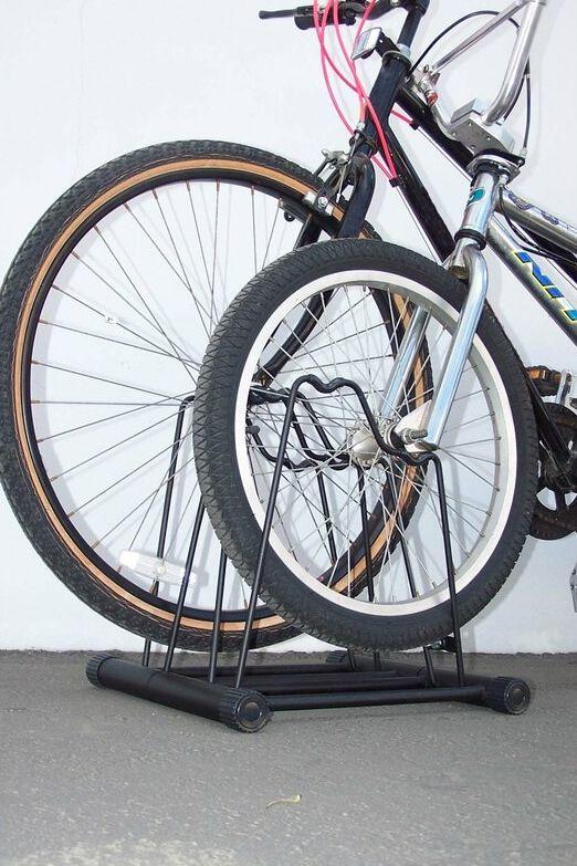 Sapulpa Freestanding Bike Rack