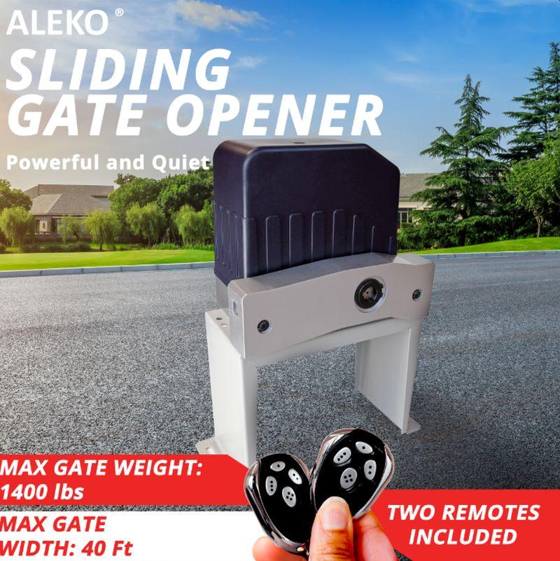 Sliding Gate Opener Basic Kit