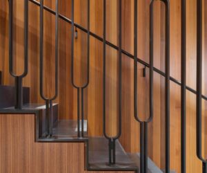 15 Amazing Staircase Designs With Steel Railings