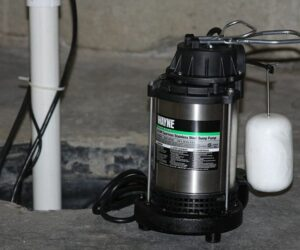 Keep Your Basement Dry With Powerful Sump Pumps