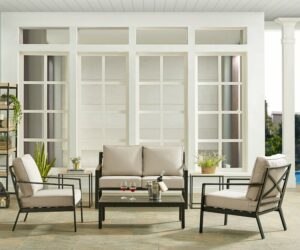 These Chic and Stylish Outdoor Sofa Sets Will Upgrade Your Patio Living Space