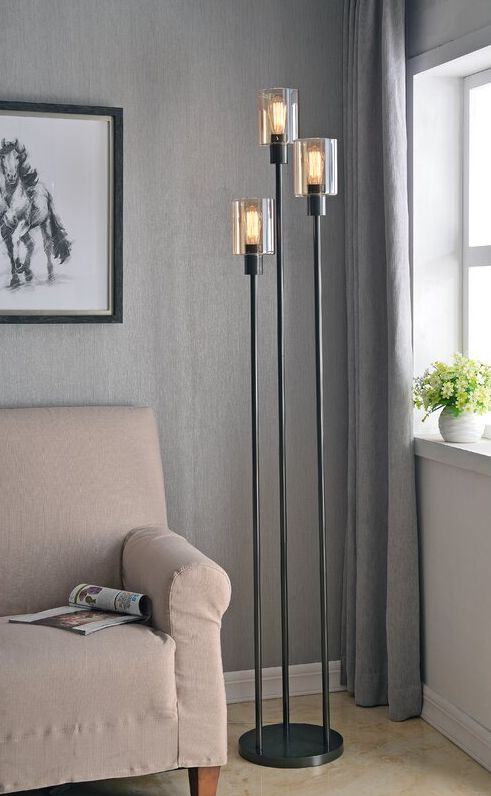 Add More Light To Any Corners with Torchiere Floor Lamps