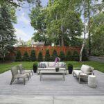 A Minnesota Tudor Style House Melds a Classic Shape With Contemporary Style
