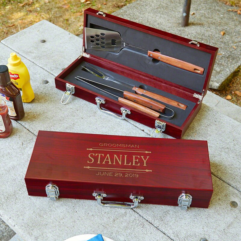 The Best BBQ Tool Set You Need for Great Cook-Outs