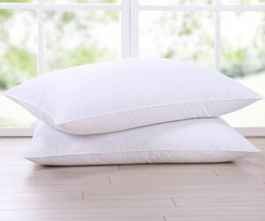 Sleeping On a Cloud With These Durable and Long-Lasting Feather Pillows