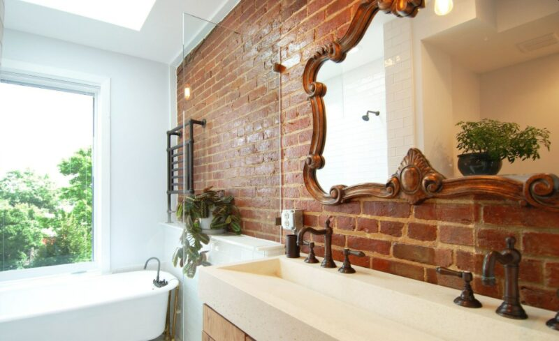 10 Beautiful Ways To Introduce Brick Accent Walls Into Your Home's Design