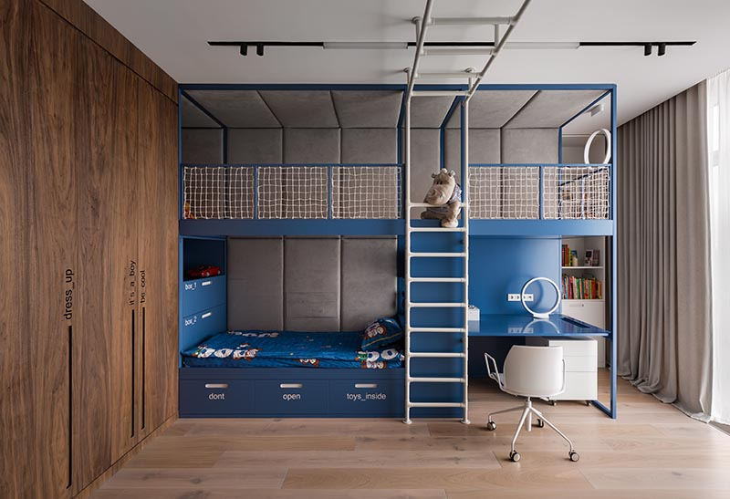 Bedroom Design Ideas With Cool Beds And Innovative Features