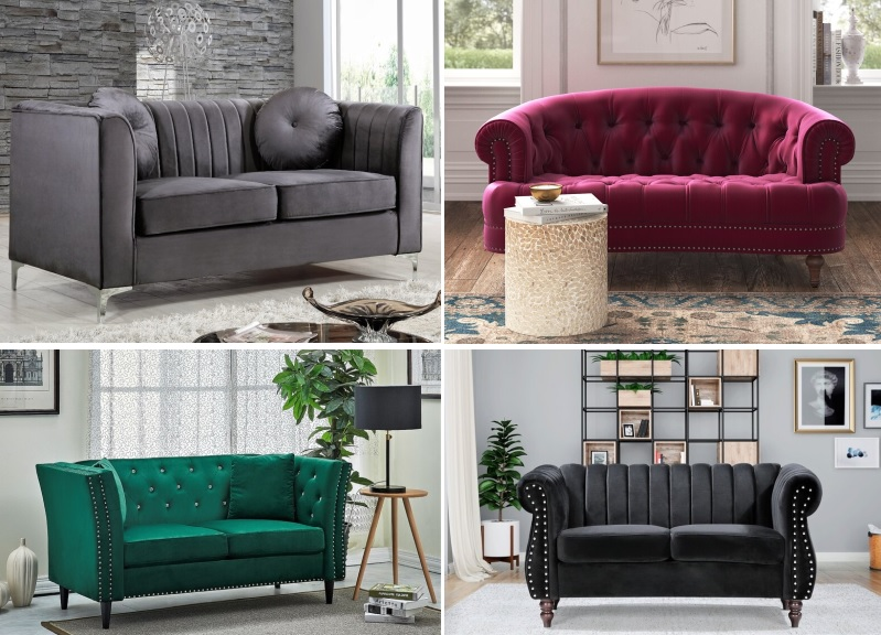 10 Iconic Chesterfield Loveseat Designs That Are Stylish AND Comfortable