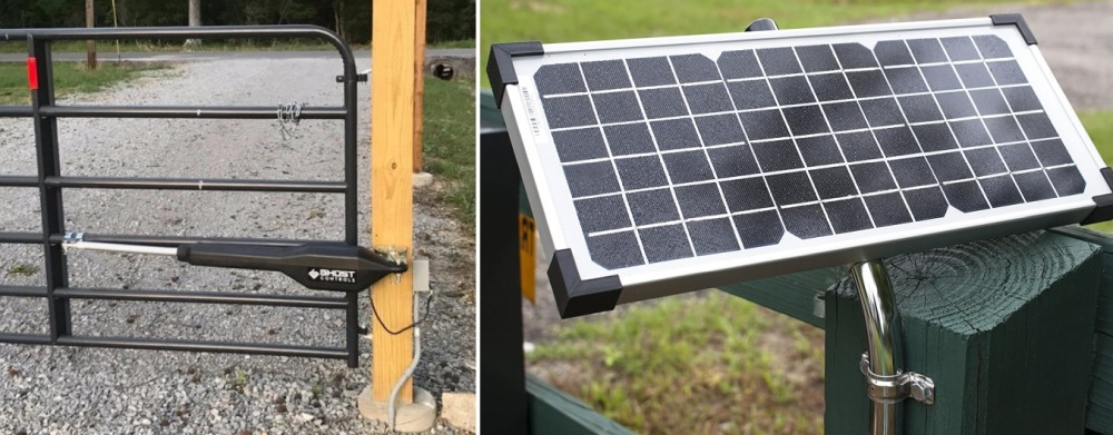 Best Solar Gate Opener