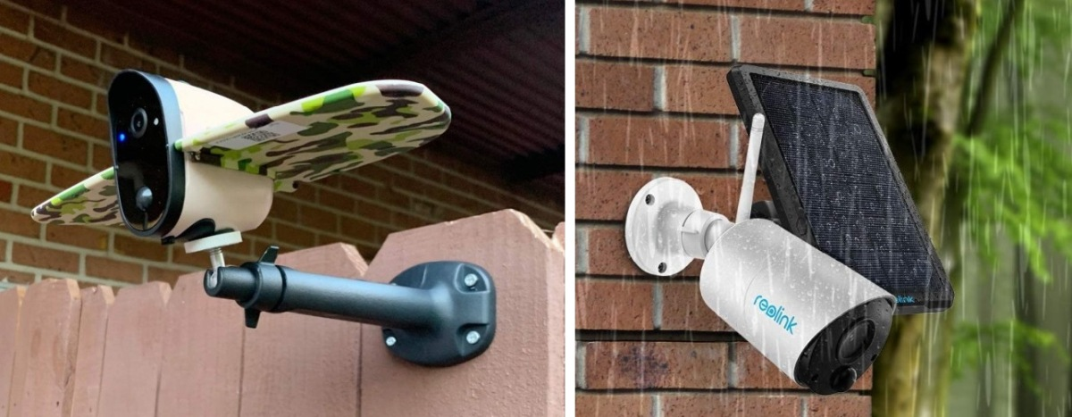 Best Solar-Powered Security Cameras