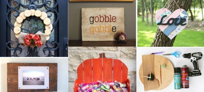 20 DIY Wood Crafts That Are Absolutely Perfect For Beginners