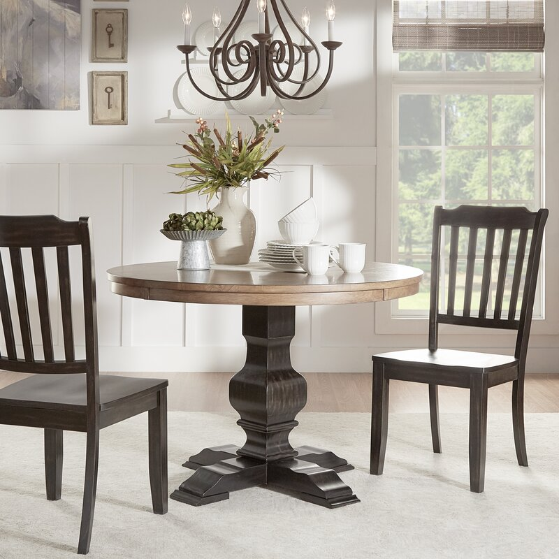 12 Dressing Up For Dinner With A Pedestal Dining Table