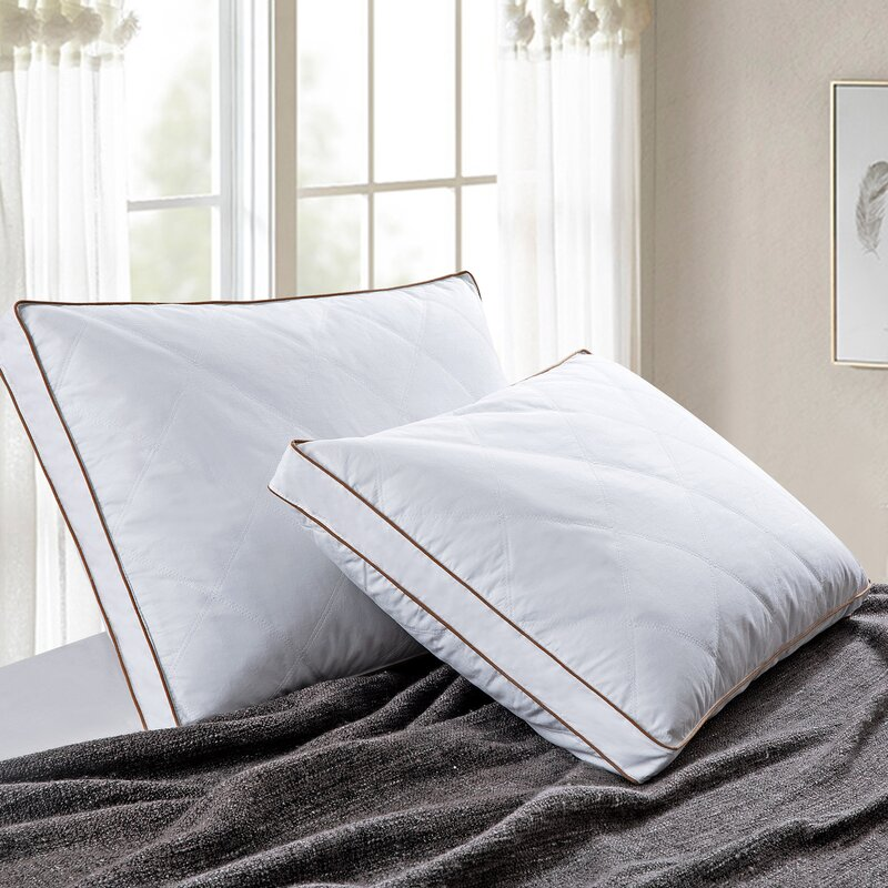 Long-Lasting Feather Pillows