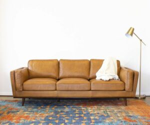Bringing A Stylish Blast From The Past – The Mid-Century Leather Sofa